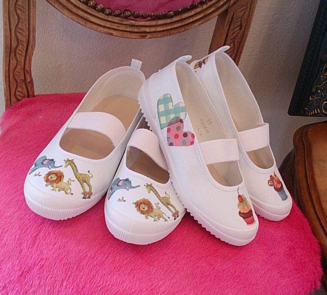 ギャラリー(上靴)
